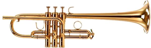La trompette en MiB