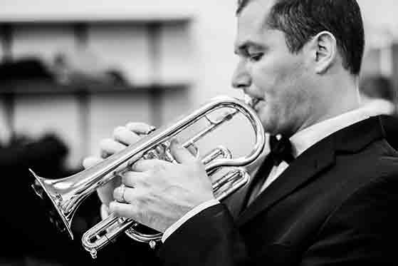 Laurent Jammes - Professeur de trompette à Toulouse