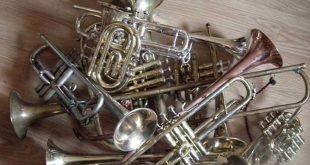 Le monde de la Trompette & des cuivres par Michel LAPLACE