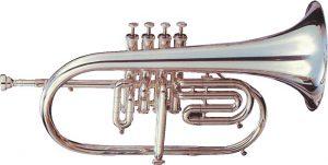 Bugle Getzen à 4 pistons