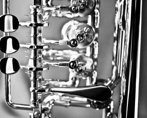 Palette trompette scherzer