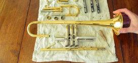 Comment nettoyer et entretenir sa trompette ?