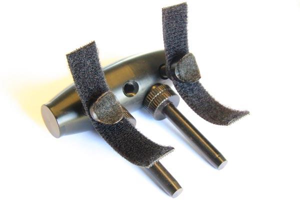 Horn grip warburton poignee main pour trompette