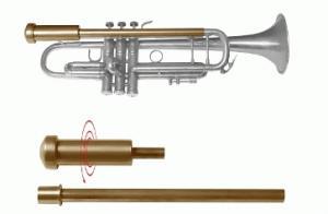 No pressing System trompette système anti-pression