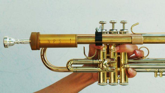 « No System Pressing » ou « Le système anti-pression » pour trompette