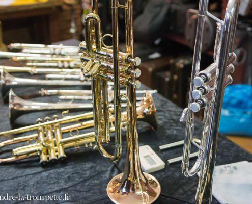 Test de la Trompette Bach « Commercial » LT1901B