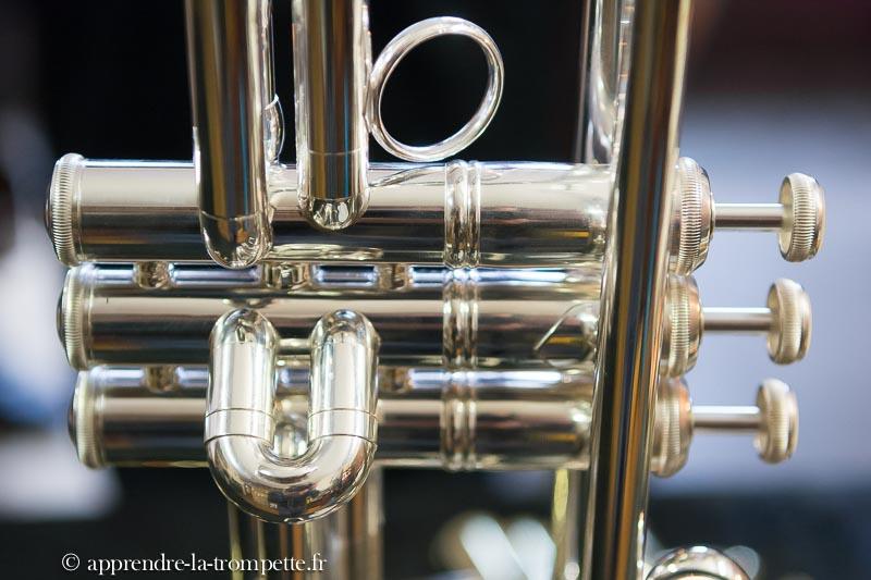 apprendre la trompette test trumpet bach LT1901B
