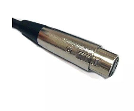 Goliton® 3mM USB câble de microphone en soi est propriétaire de carte son sans pilotes supplémentaires-Noir
