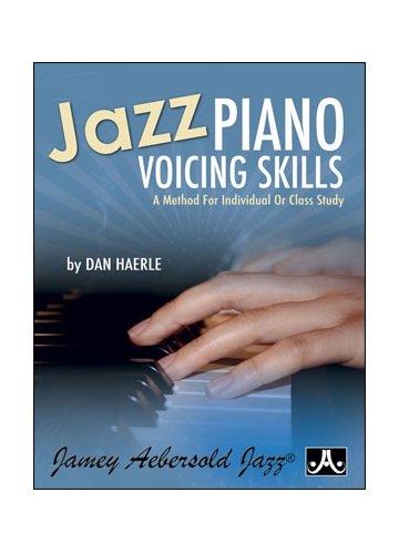 AEBERSOLD Jazz Piano Voicing Skills