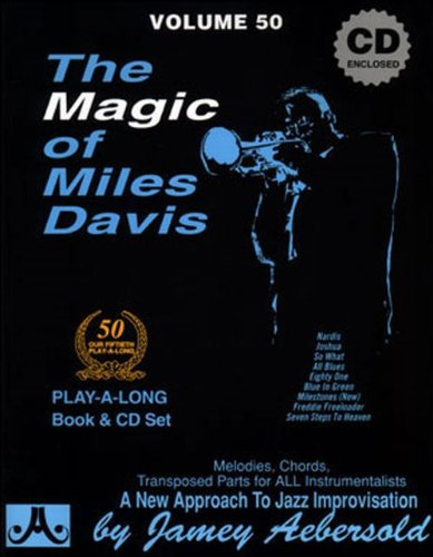 Aebersold 50 The Magic Of Miles + CD