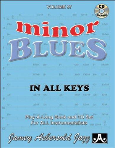 AEBERSOLD 57 CD MINOR BLUES