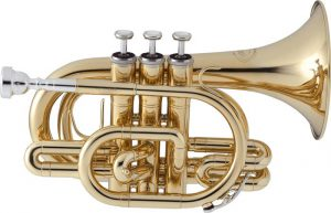 Trompette de poche Jupiter JTR-710