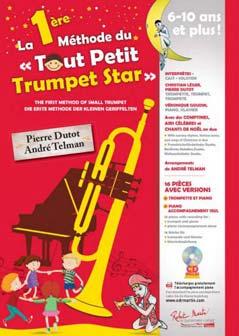 Première Méthode du Tout Petit Trumpet Star + CD
