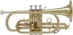Cornet Sib d'étude Eagletone Road CR100