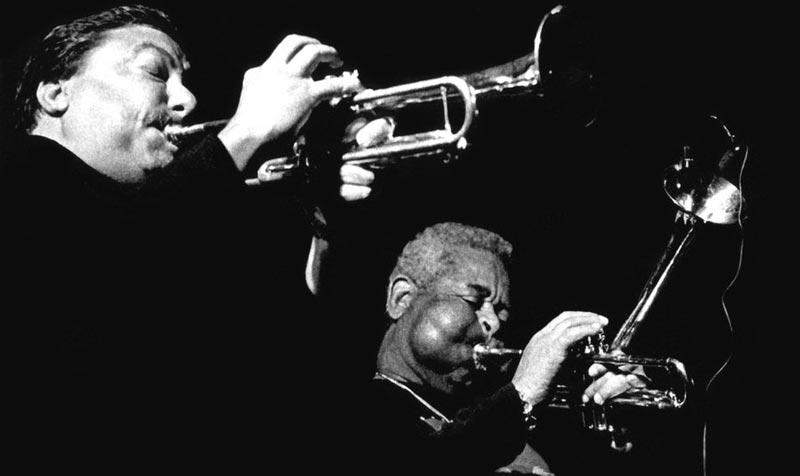Arturo Sandoval Dizzy Gillespie