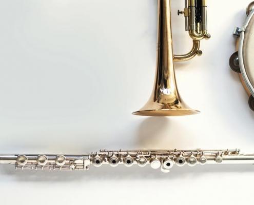 octinte trompette