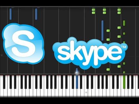 Skype Cours de musique en ligne